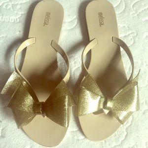 Melissa women's flip flops